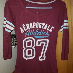 Aeropostale Tops - 3/4 sleeve shirt